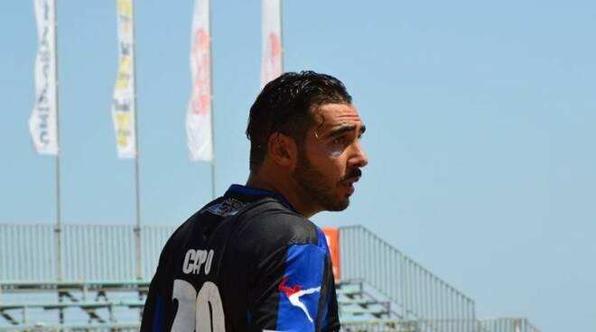Capo Carlo, attaccante classe '91, nuovo innesto del Sestri Levante.