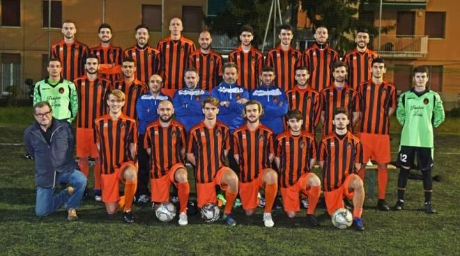 Il Rivasamba di mister Davide Del Nero per la stagione 2018 - 2019 in Promozione.