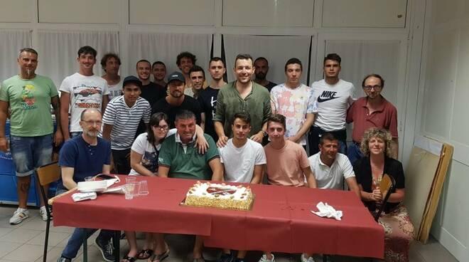 La presentazione del Casarza Ligure stagione 2019/2020 con i nove nuovi acquisti tra cui quattro giocatori spezzini.