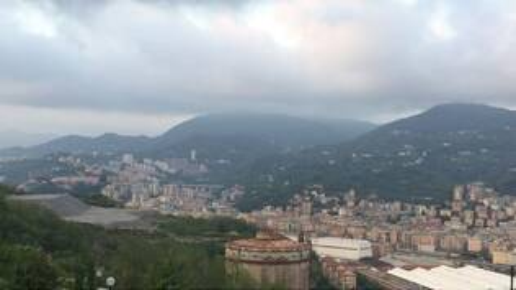 Panorama di Genova