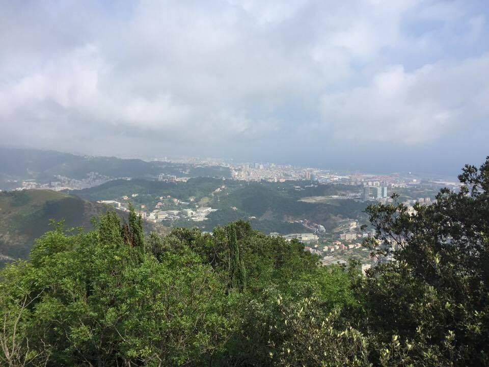 Panorama Madonna del Gazzo