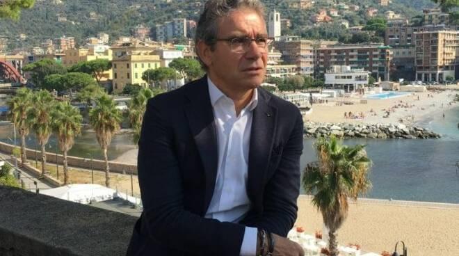 Carlo Gandolfo sindaco di Recco.
