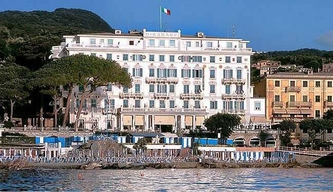 Hotel Miramare Santa Margherita
