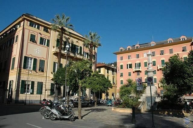 Il comune di Santa Margherita Ligure.