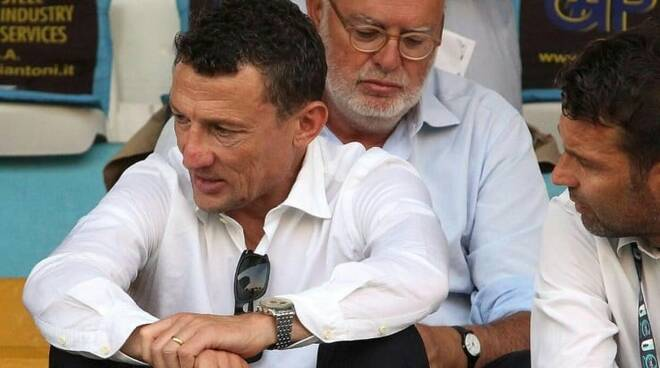 Matteo Superbi direttore sportivo della Virtus Entella.