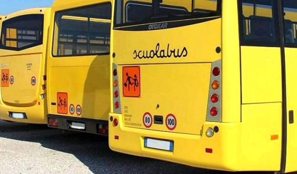 Pubblicati gli orari del servizio scuolabus