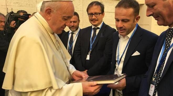 Viacava - Papa Francesco