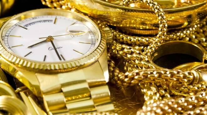 Oro e preziosi.