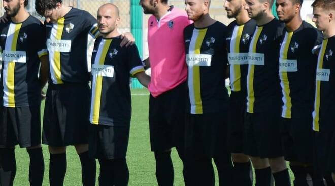 Una formazione del Rapallo R. Rivarolese per la stagione 2019/2020.