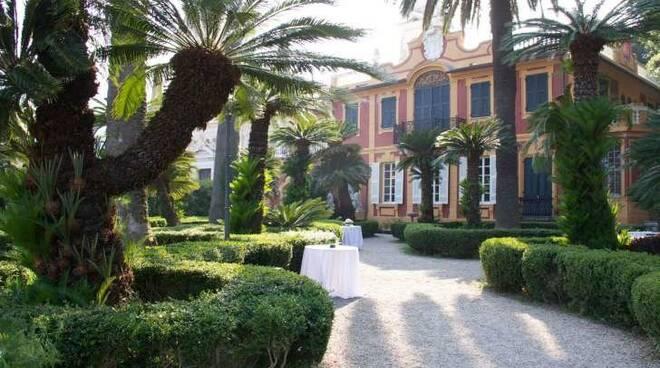 Villa Durazzo a Santa Margherita Ligure.