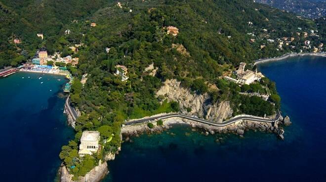 Il Parco Naturale di Portofino.