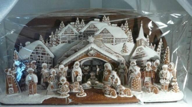 Il presepe è una delle tradizioni del Natale.