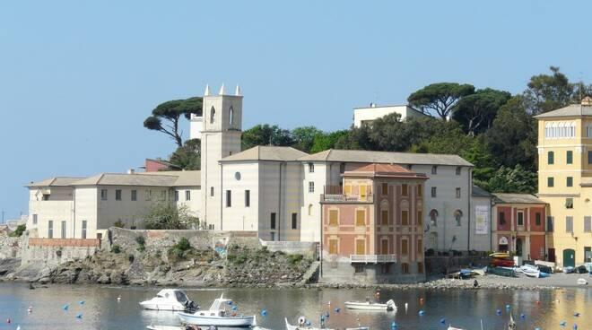 L'ex convento dell'Annunziata a Sestri Levante.