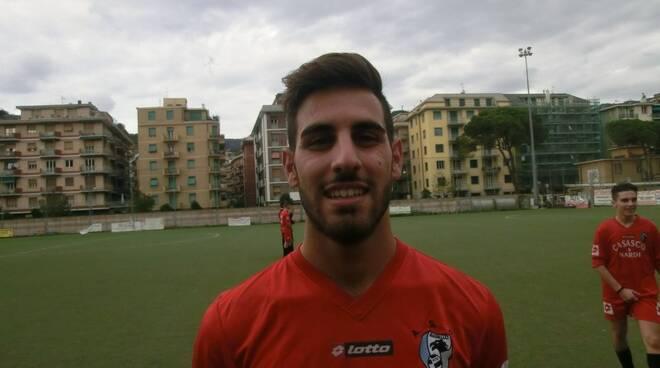 Danilo Criscuolo torna alla Sammargheritese.
