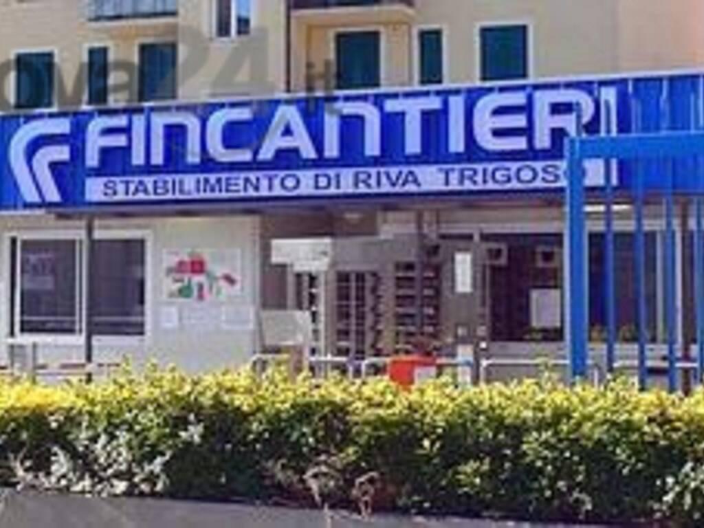 Fincantieri Riva Trigoso