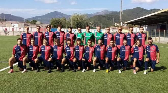 La rosa del Sestri Levante Calcio per la stagione 2019/2020.
