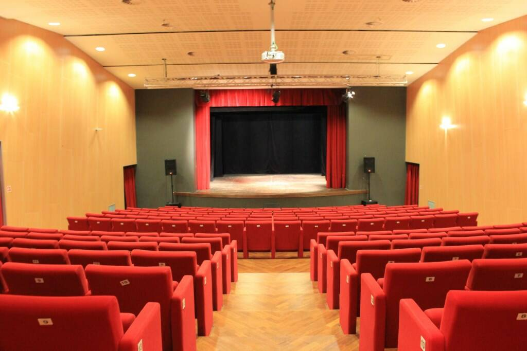 Il teatro di Sori.