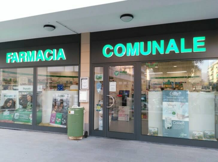 La farmacia comunale di Sestri Levante.