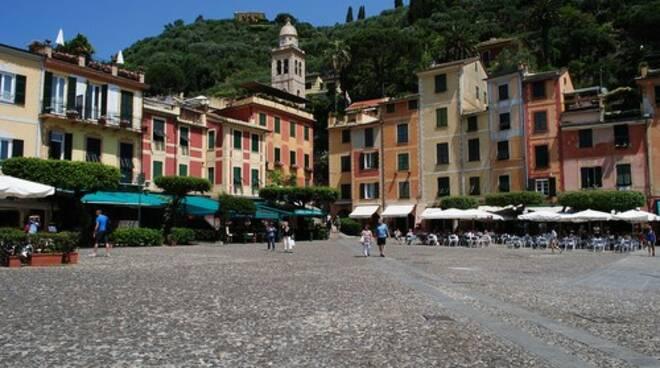 Piazzetta di Portofino.
