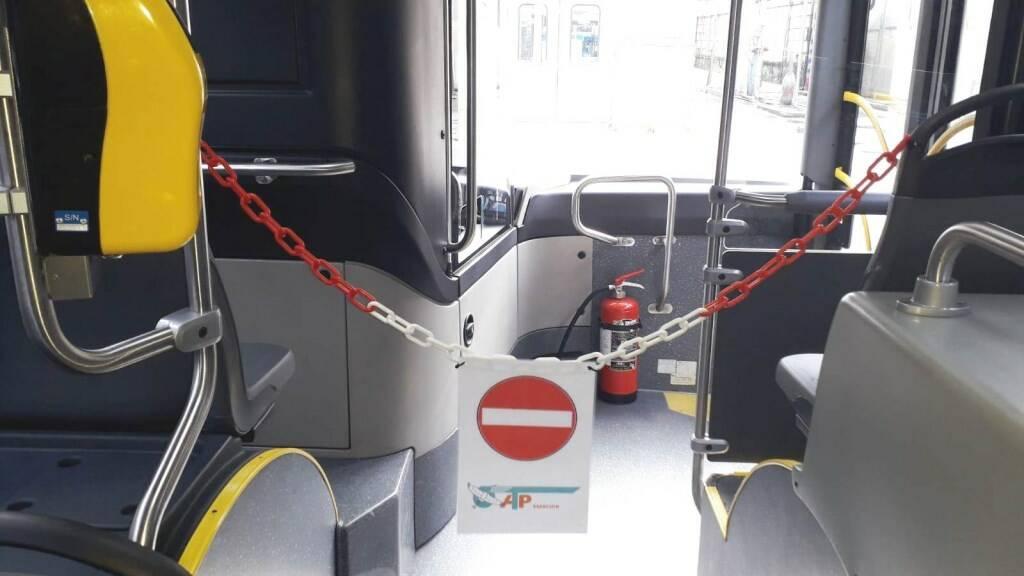 Catena su bus Atp