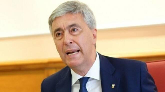 Cosimo Sibilia, presidente della LND.