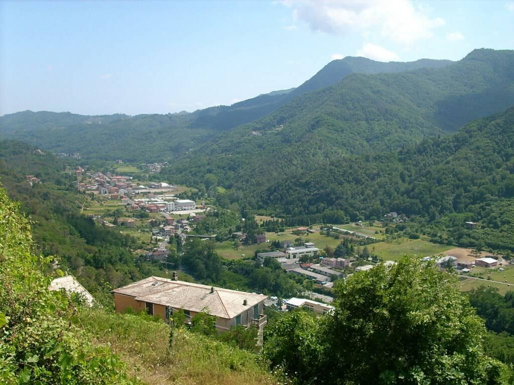 Il comune di San Colombano Cernetoli.