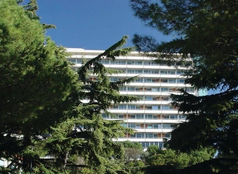L'ospedale San Martino di Genova.