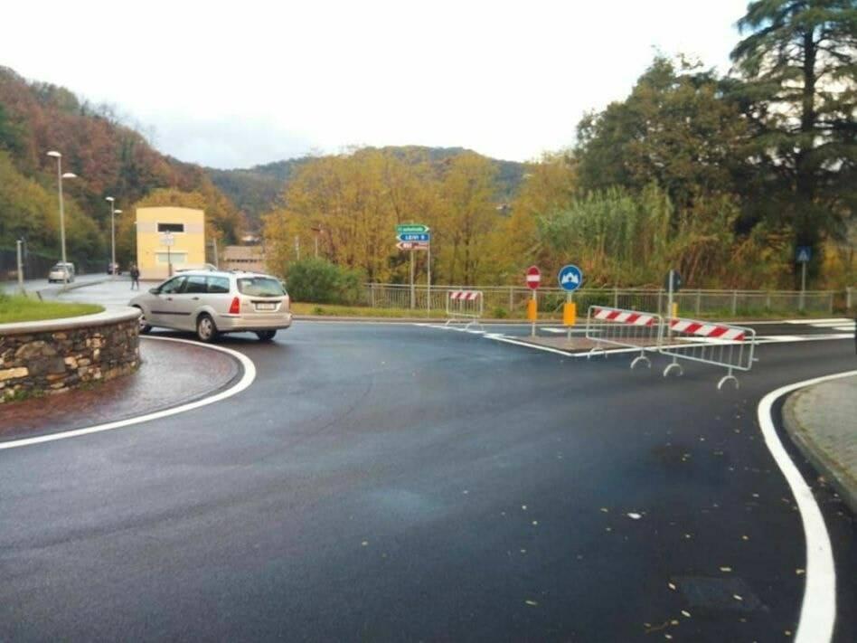 Ponte Comorga a Carasco