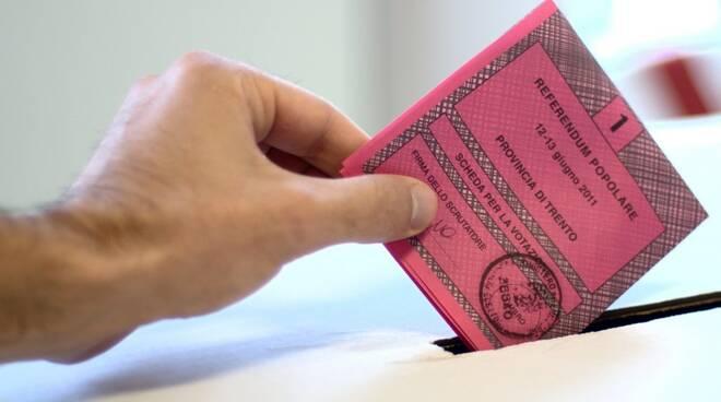 Voto durante il referendum popolare del 2011.