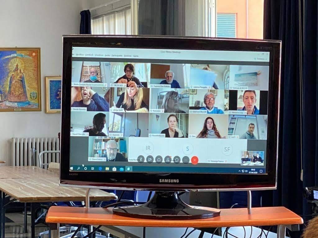 Consiglio Comunale a distanza e online per il Comune di Recco