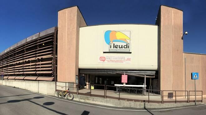 """Il centro commerciale Ipercoop """"I Leudi"""" a Carasco"""