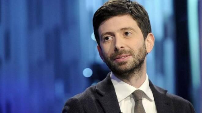 Il Ministro della Salute Roberto Speranza.