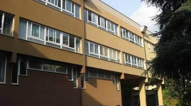 Le scuole medie dell'Istituto Comprensivo di Rapallo.
