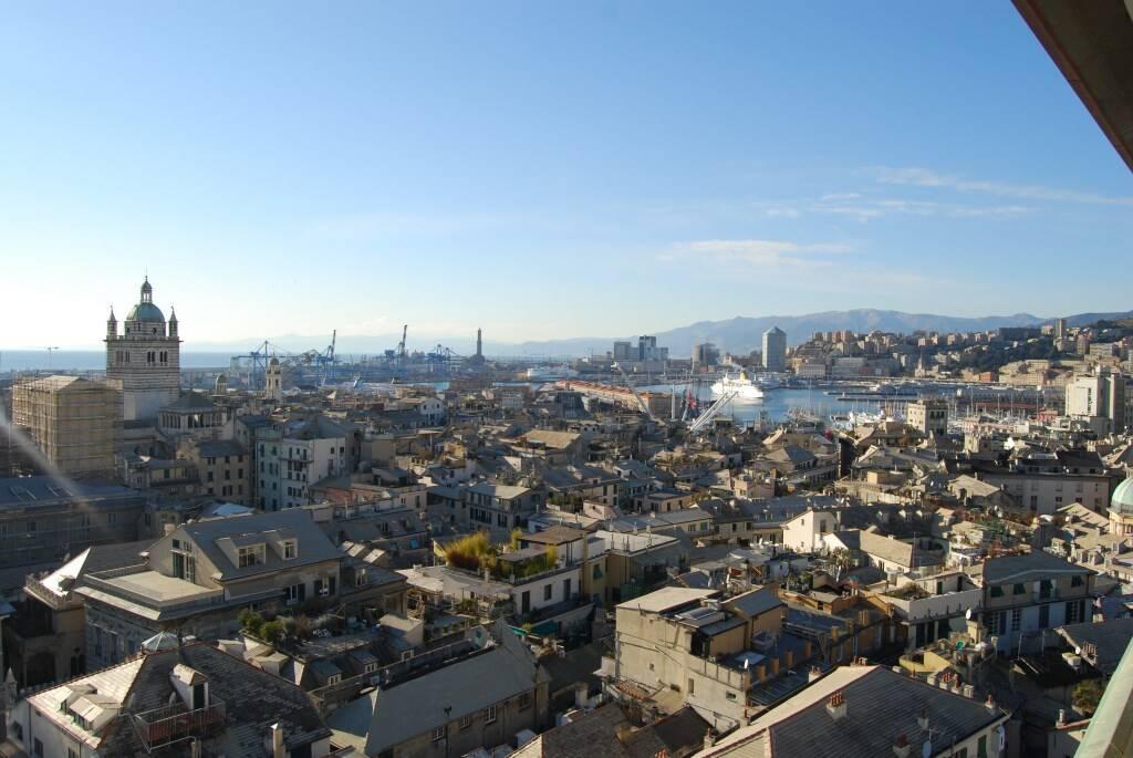panorama da XV piano