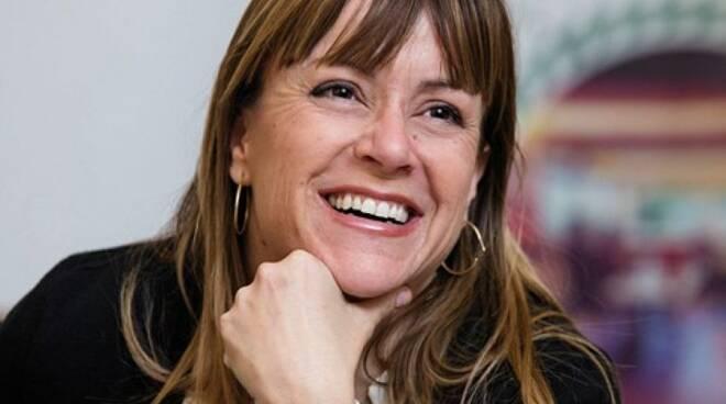 Valentina Ghio sindaco di Sestri Levante.