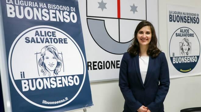 Alice Salvatore IlBuonsenso