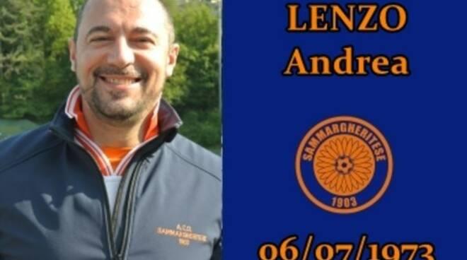 Andrea Lenzo, presidente della Sammargheritese.