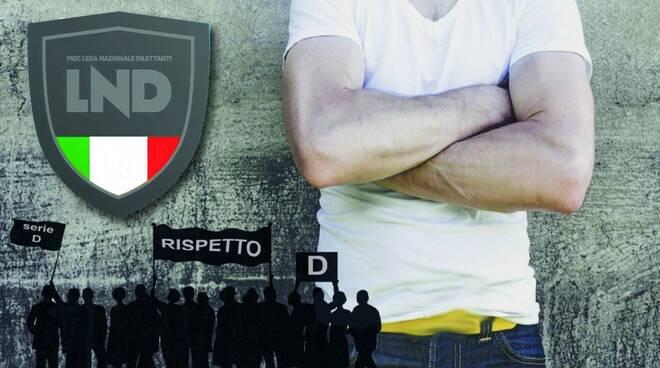 """Il logo della """"class action"""" Salviamoci promossa da 31 delle 36 formazioni retrocesse a tavolino dalla LND."""