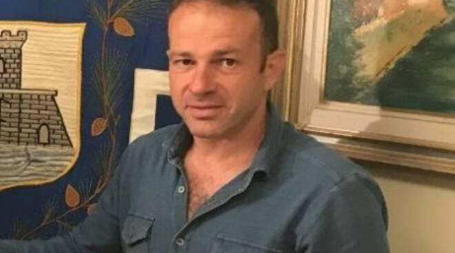 Il sindaco di Portofino Matteo Viacava.