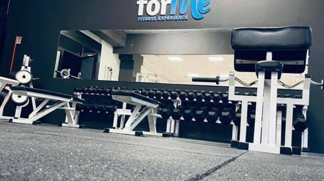 La palestra ForMe Fitness Experience.
