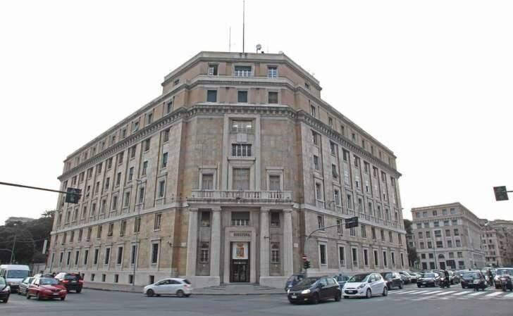 La Questura di Genova.