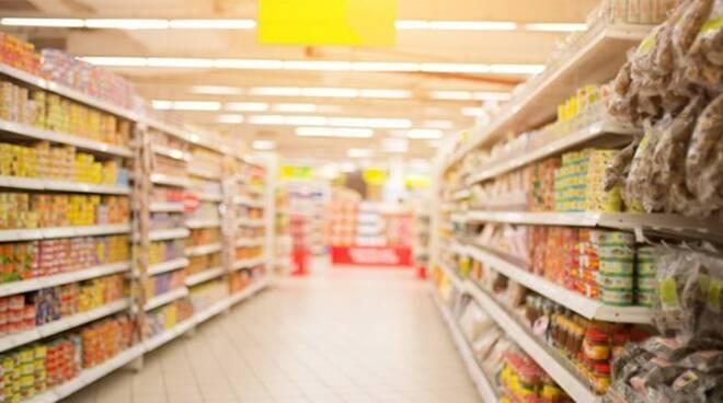 Punto vendita supermercato Basko.