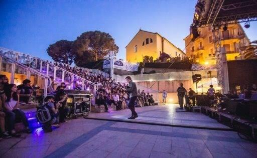 Teatro Conchiglia di Sestri Levante.