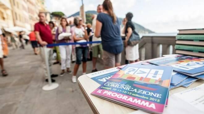 Festival della Comunicazione a Camogli.