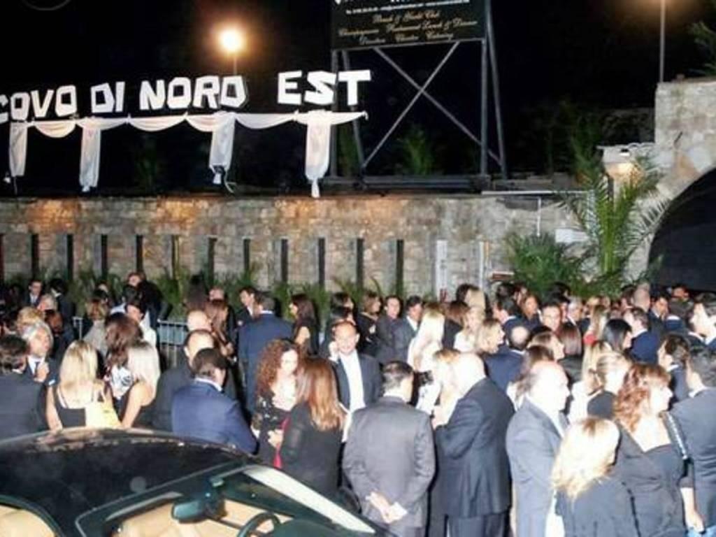 """La discoteca """"Il Covo di Nord Est"""""""