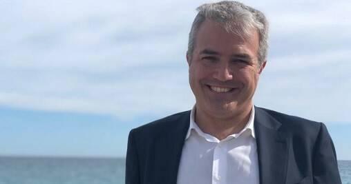 Marco Campomenosi della Lega Nord al Parlamento Europeo.