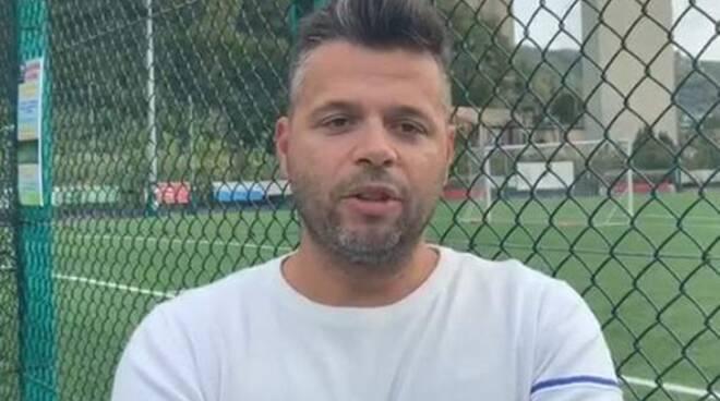 Paolo Mancuso, ormai ex direttore sportivo del Golfo Paradiso PRCA.