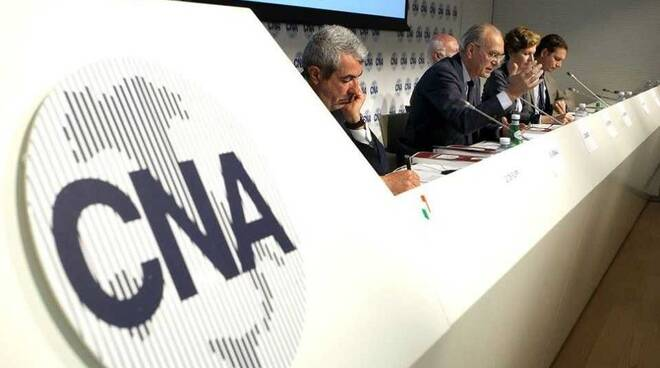 Un convegno di CNA.