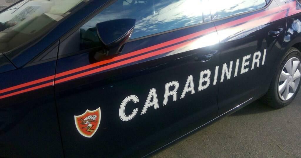 carabinieri, servizio, militari