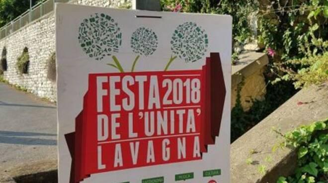 Festa dell'Unità a Lavagna